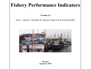 Fishery Performance Indicators Manual